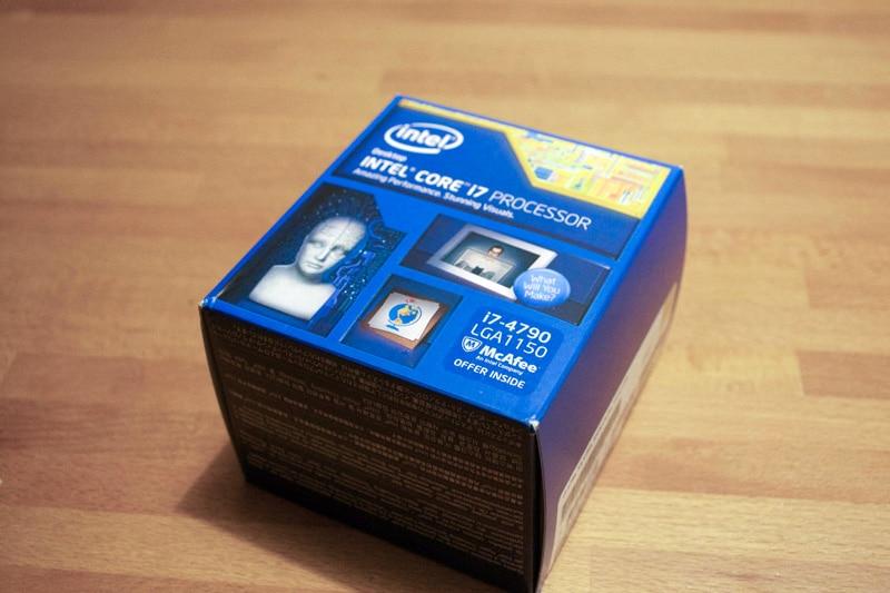 CPU i7-4790