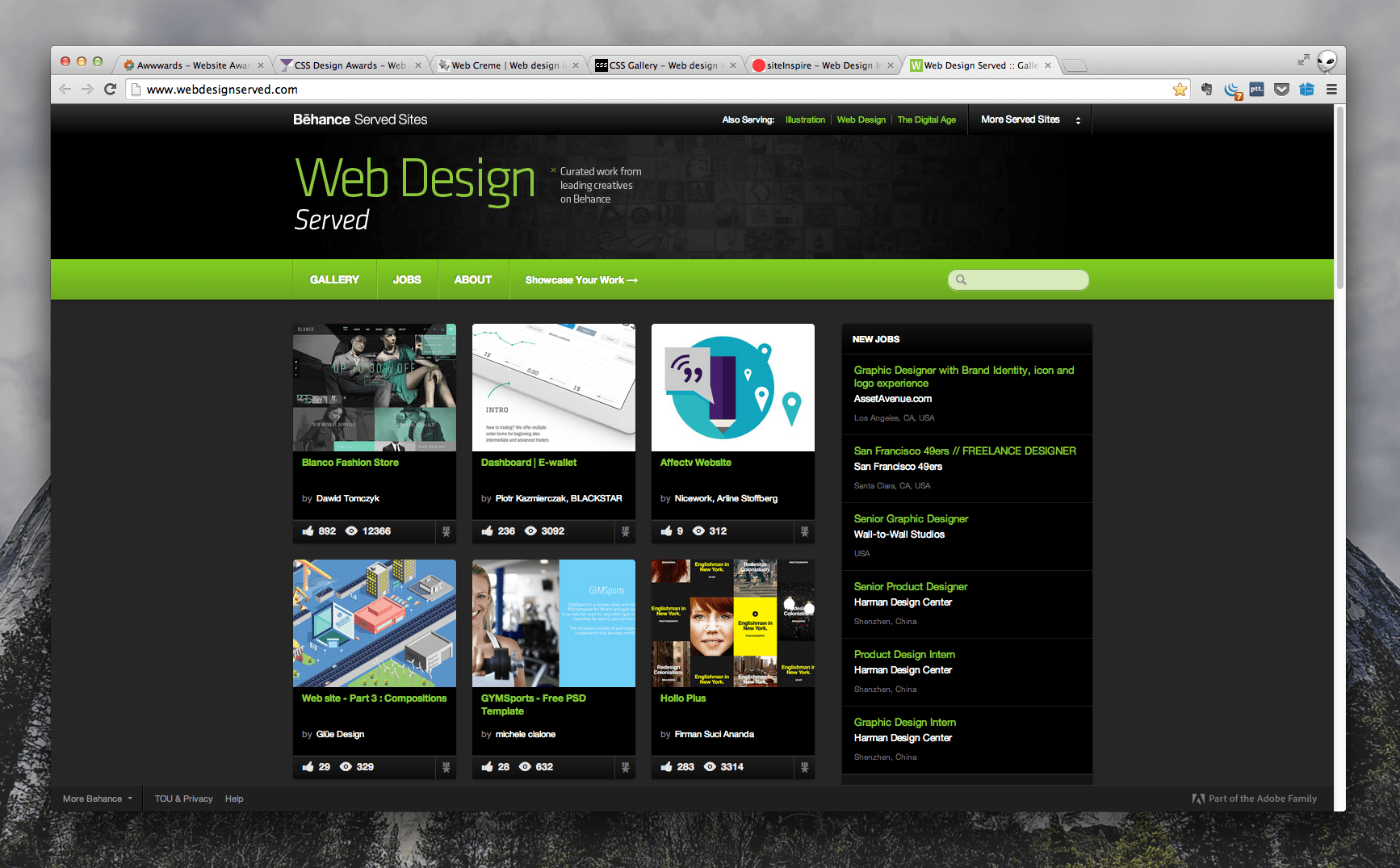 WebDesignServed