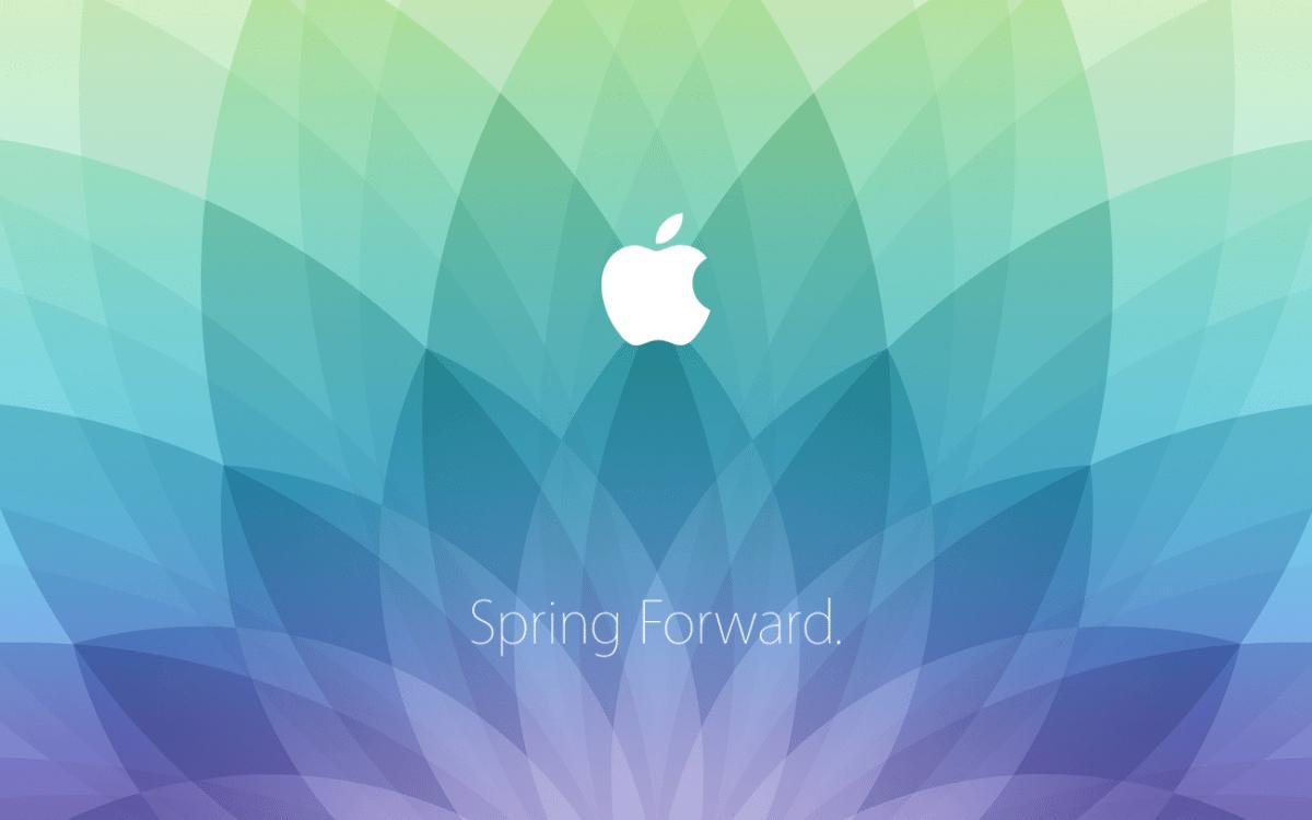 Vraiment Apple ? résumé de la keynote de Mars 2015