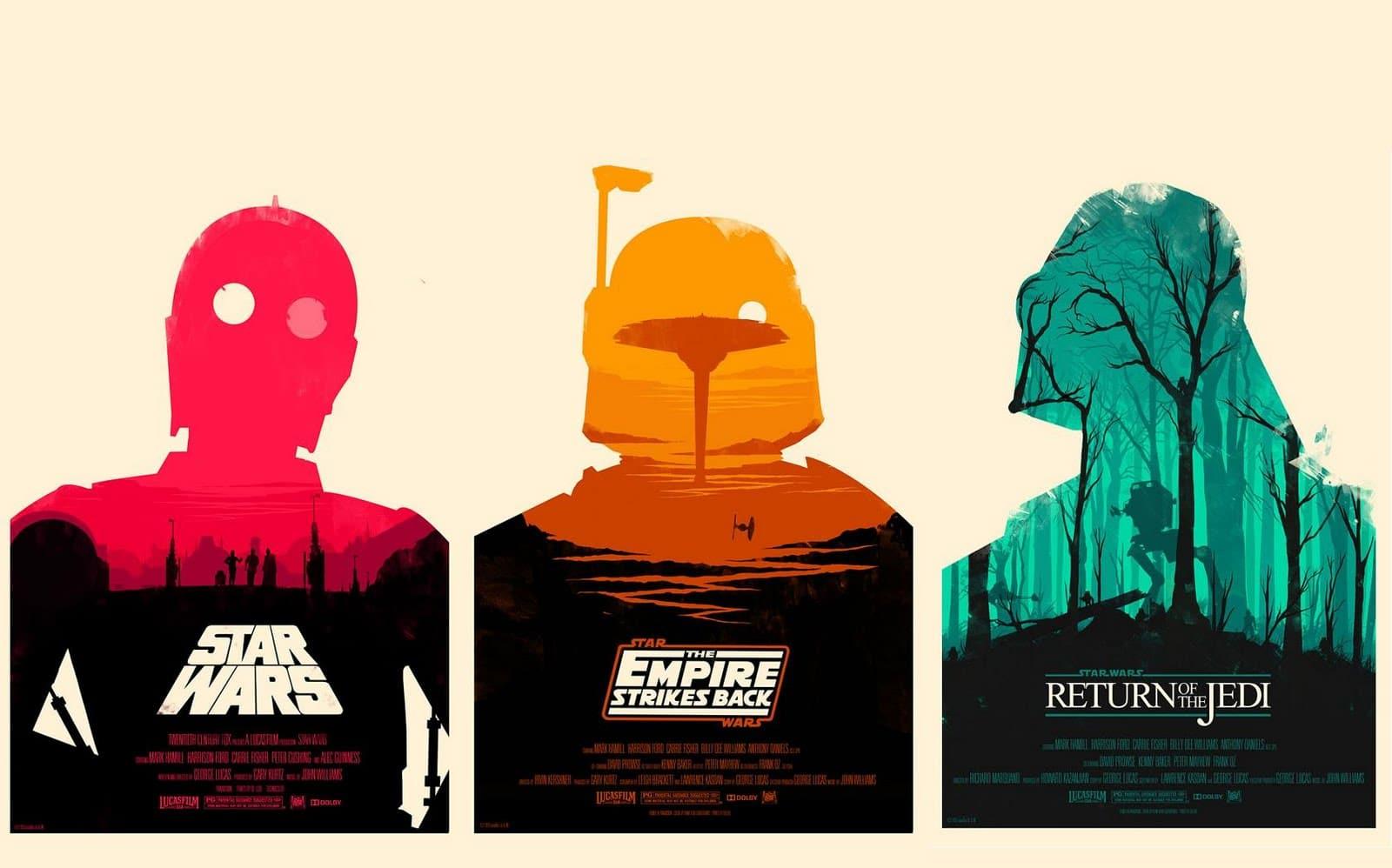 Star Wars comme vous ne l'avez jamais vu